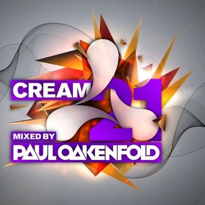 Paul Oakenfold - Cream 21: Mixed By Paul Oakenfold (2013) - 2 CD Box Set