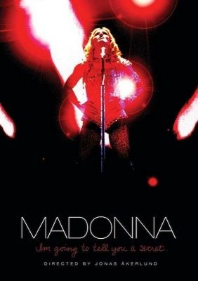 Madonna - I'm Going To Tell You A Secret (2006) - CD+DVD Box Set