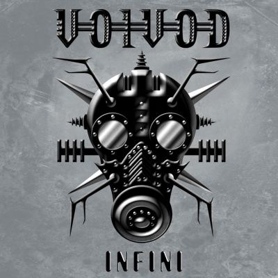 Voivod - Infini (2009) - Limited Edition