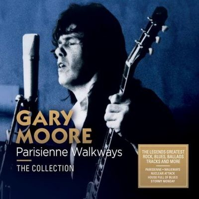 Gary Moore - Parisienne Walkways: The Collection (2020) - 2 CD Box Set