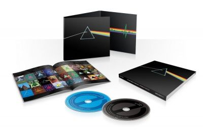 Pink Floyd - The Dark Side Of The Moon (1973) - 2 CD Experience Version