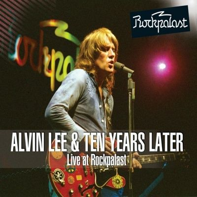 Alvin Lee & Ten Years Later - Live At Rockpalast (1978) - CD+DVD Box Set
