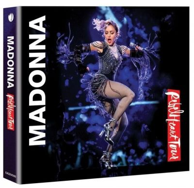 Madonna - Rebel Heart Tour (2017) - Blu-ray+CD Box Set