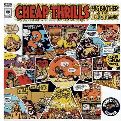 Big Brother & The Holding Company - Cheap Thrills (1968) - Original recording remastered
