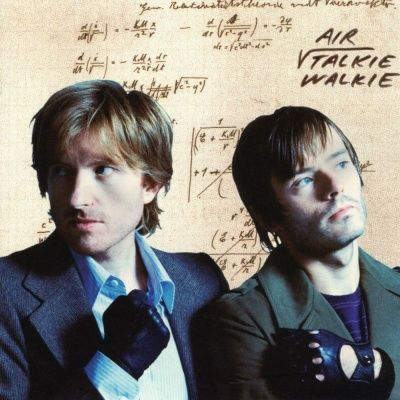 Air - Talkie Walkie (2004) - CD+DVD Limited Edition