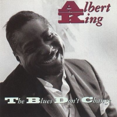 Albert King - The Blues Don't Change (1977)