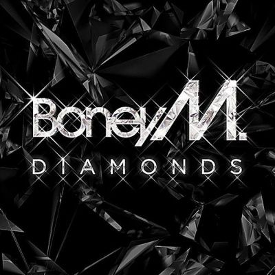Boney M. - Diamonds: 40th Anniversary Edition (2015) - 3 CD Box-Set