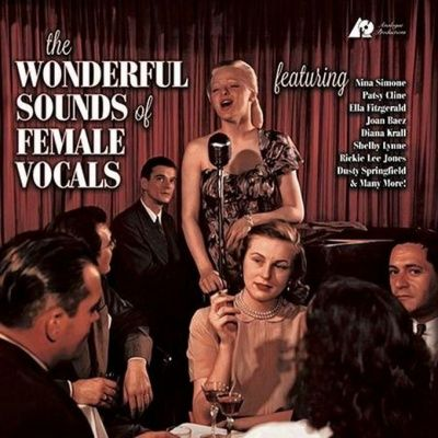 The Wonderful Sounds Of Female Vocals (2015) - Hybrid SACD