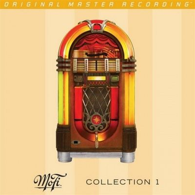V/A MoFi Collection 1 (2013) - 24 KT Gold Numbered Limited Edition