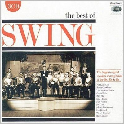 V/A The Best Of Swing (2007) - 3 CD Box Set