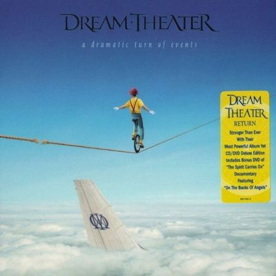 Dream Theater - A Dramatic Turn Of Events (2011) - CD+DVD Special Edition