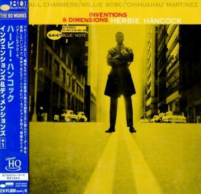 Herbie Hancock - Inventions & Dimensions (1964) - Ultimate High Quality CD