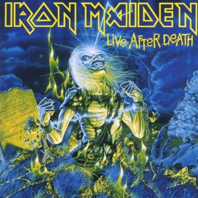 Iron Maiden - Live After Death (1985) - 2 CD Box Set