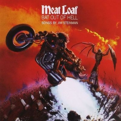 Meat Loaf - Bat Out Of Hell (1977)