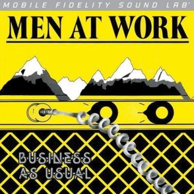 Men At Work - Business As Usual (1982) (Vinyl Limited Edition)