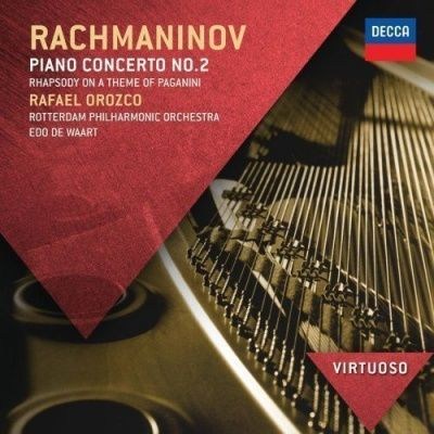 Virtuoso - Rachmaninov: Piano Concerto No.2 (2012)