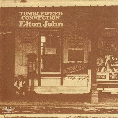 Elton John - Tumbleweed Connection (1970) - Hybrid SACD