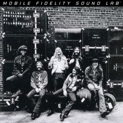 The Allman Brothers Band - At Fillmore East (1971) - Numbered Limited Edition Hybrid SACD