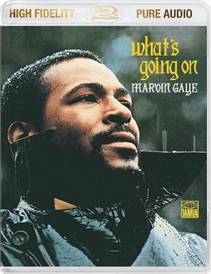 Marvin Gaye - What's Going On (2013) (Blu-ray Audio)