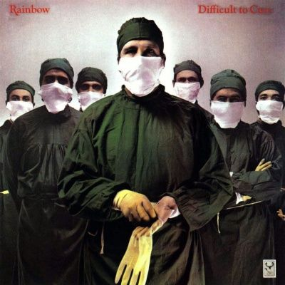 Rainbow - Difficult To Cure (1981)