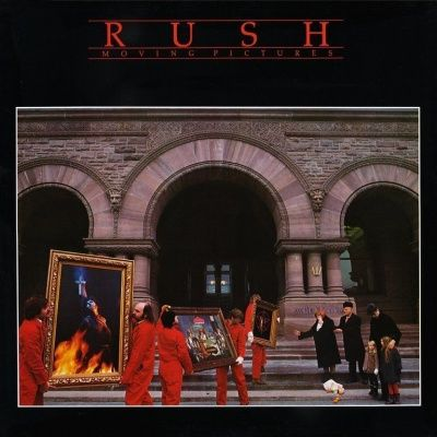 Rush - Moving Pictures (1981) - Original recording remastered