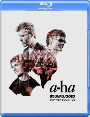a-ha - MTV Unplugged - Summer Solstice (2017) (Blu-ray)
