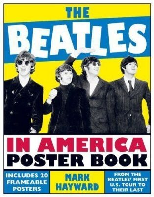 The Beatles In America Poster Book (2013)