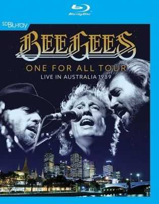 Bee Gees - One for All Tour: Live in Australia 1989 (2018) (Blu-ray)
