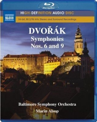 Dvorak - Symphony № 6 and 9 (2011) (Blu-ray Audio)