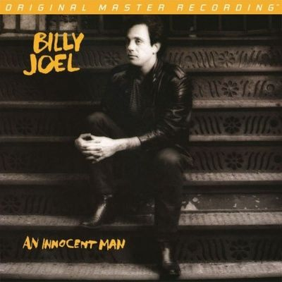 Billy Joel - An Innocent Man (1983) - Numbered Limited Edition Hybrid SACD