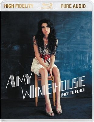 Amy Winehouse - Back To Black (2007) (Blu-ray Audio)