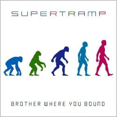 Supertramp - Brother Where You Bound (1985)