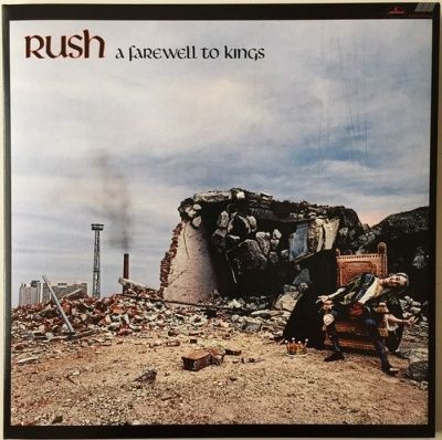 Rush - A Farewell To Kings (1977) - Original recording remastered