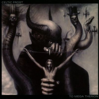 Celtic Frost - To Mega Therion (1985) - Deluxe Edition