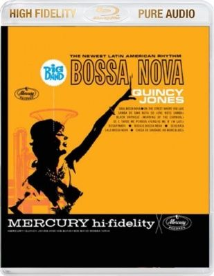 Quincy Jones - Big Band Bossa Nova (1964) (Blu-ray Audio)