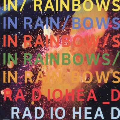 Radiohead - In Rainbows (2007) (Vinyl Limited Edition)