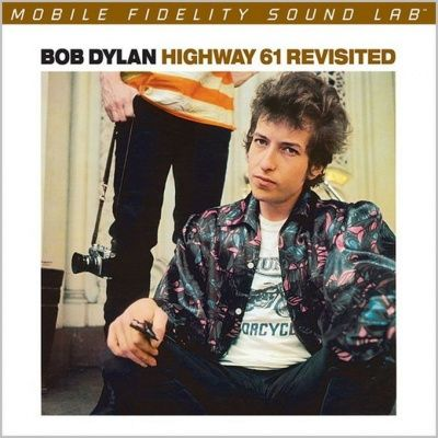 Bob Dylan - Highway 61 Revisited (1965) - Numbered Limited Edition Hybrid SACD