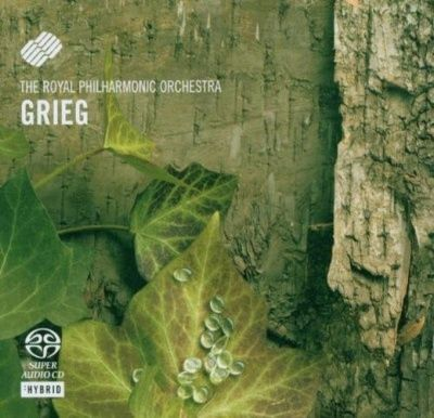 The Royal Philharmonic Orchestra - Grieg: Piano Concerto In A Minor & Lyric Pieces (1994) - Hybrid SACD