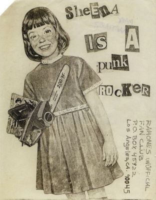 The Art Of Punk: The Illustrated History Of Punk Rock Design (Твердый переплет)