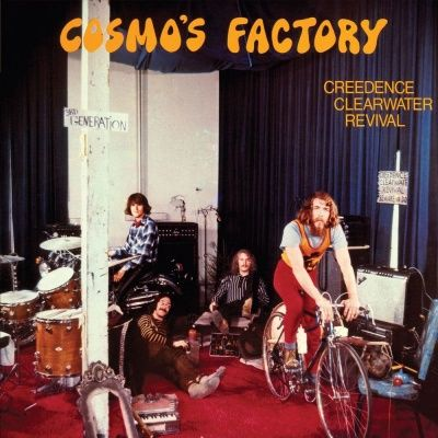Creedence Clearwater Revival - Cosmo's Factory (1970)
