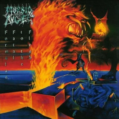 Morbid Angel - Formulas Fatal To The Flesh (1998)