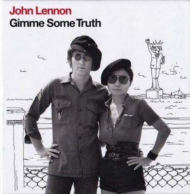 John Lennon - Gimme Some Truth (2010) - 4 CD Box Set