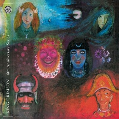 King Crimson - In The Wake Of Poseidon: 40th Anniversary Series (2010) - CD+DVD Deluxe Edition