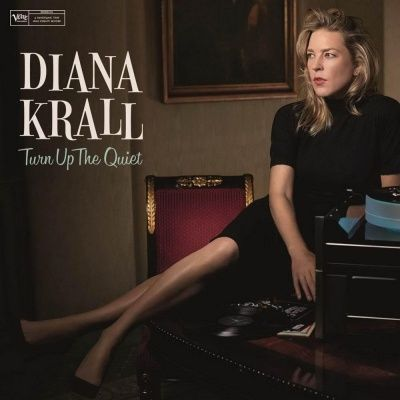 Diana Krall - Turn Up The Quiet (2017) (180 Gram Audiophile Vinyl) 2 LP