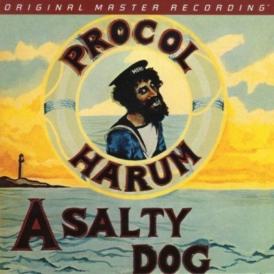 Procol Harum - A Salty Dog (1967) - Numbered Limited Edition Hybrid SACD