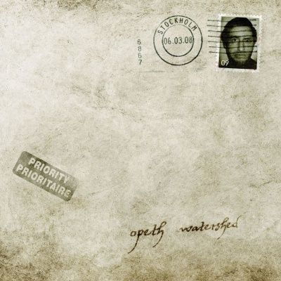 Opeth - Watershed (2008) - CD+DVD Limited Edition