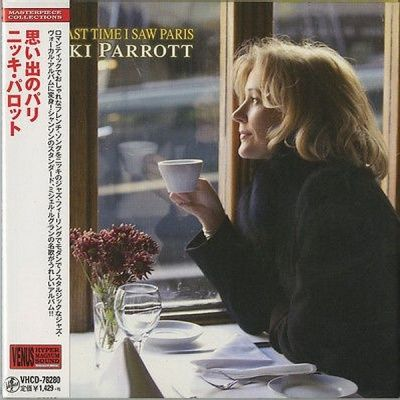 Nicki Parrott - The Last Time I Saw Paris (2013) - Paper Mini Vinyl