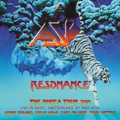 Asia - Resonance (2012) - 2 CD+DVD Box Set