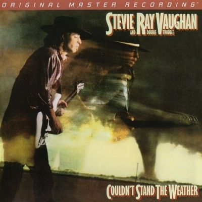 Stevie Ray Vaughan - Couldn't Stand The Weather (1984) - Numbered Limited Edition Hybrid SACD