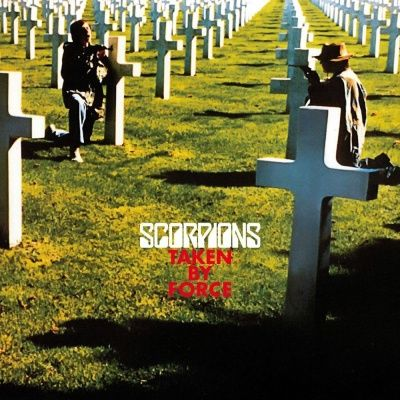 Scorpions - Taken By Force (1977) - LP+CD 50th Anniversary Deluxe Edition